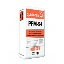 QUICK-MIX PFM-94 šedá 25 Kg...
