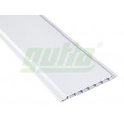 Sloupek kulatý IDEAL Zn + PVC 2400/48/1,5mm, zelená čepička, zelená př. nap. drátu, zelený