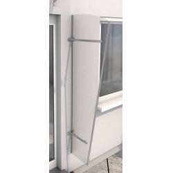 Čtyřhranné pletivo IDEAL PVC KOMPAKT 100cm/55x55/25m - 1,4/2,4mm, zelené (Cena za 1m2)