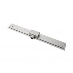 Ukončovací lišta k dlažbě L 6 mm, hliník, přírodní, stříbrná, 2,5 m