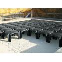 JUB JUBIZOL ACRYL FINISH S 1,5 bílá 1001 25 kg Akrylátová vylepšená hlazená omítka