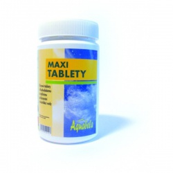 Aquabela MAXI TABLETY 1kg