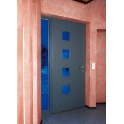 Acrylcolor 50 x 25 cm modrá...