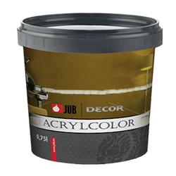 JUB DECOR ACRYLCOLOR zlatá...