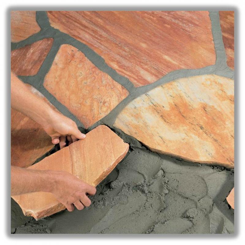 Mapei ADESILEX P9 ŠEDÝ 25 kg/bal. C2TE Cementové lepidlo na keramické obklady a dlažby