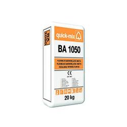 QUICK-MIX BA 1050 šedá 20...