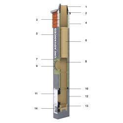 MAPEI IDROSTOP PVC BI20 25 mb