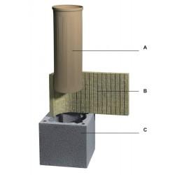 MAPEI IDROSTOP PVC BI30 25 mb